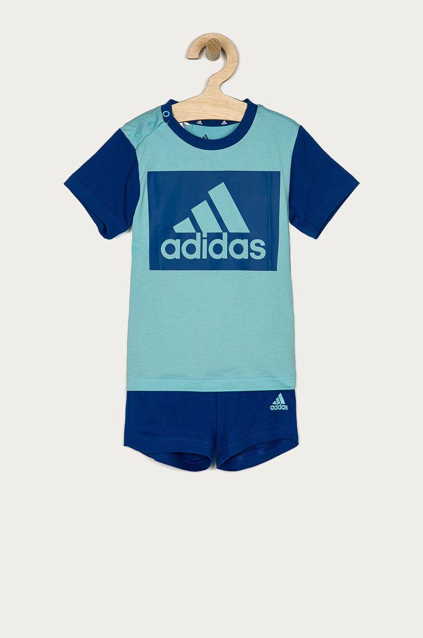 adidas - Compleu copii 62-104 cm imagine answear.ro 2021