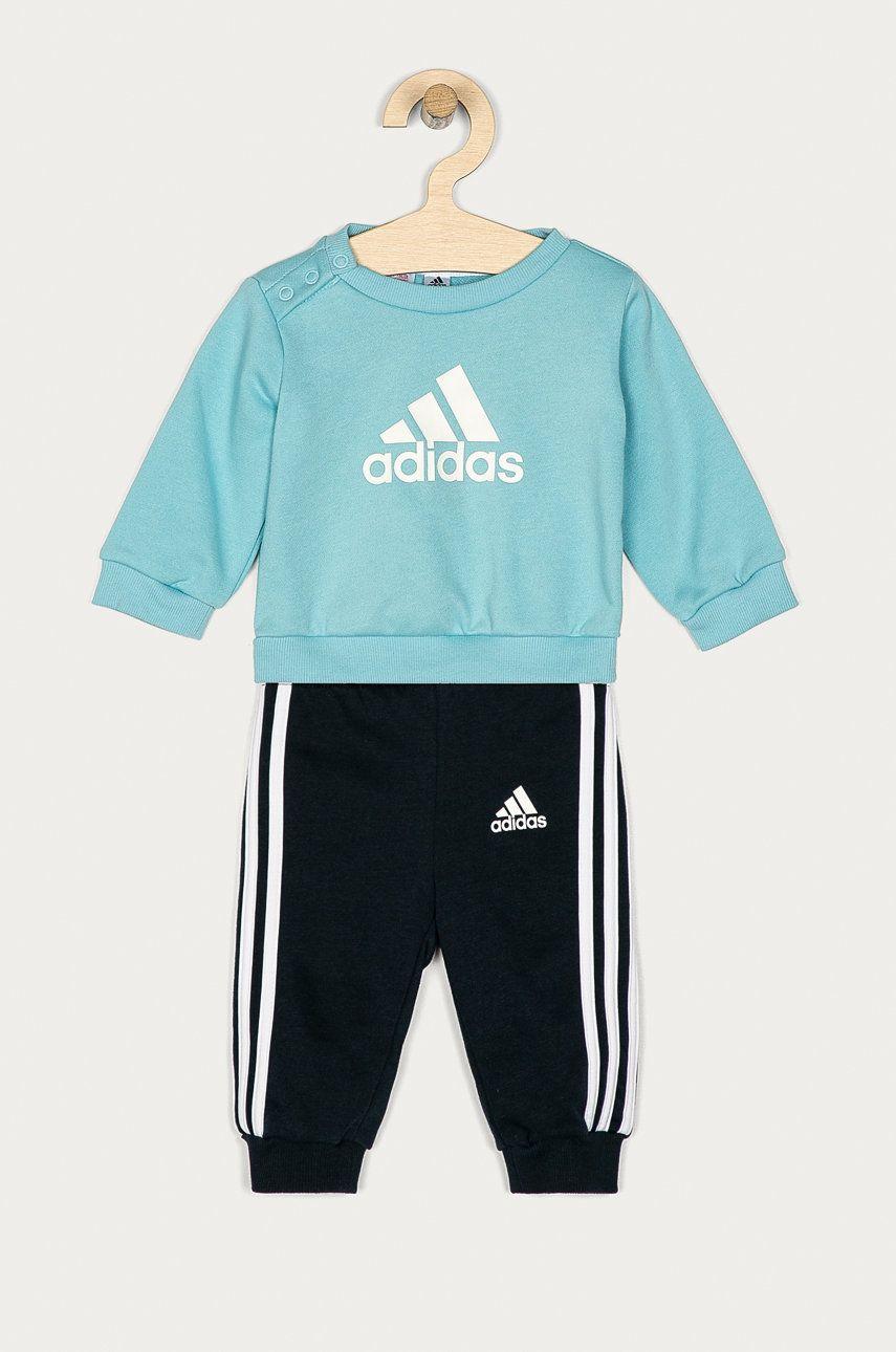 adidas Performance - Trening copii 62-104 cm imagine answear.ro 2021
