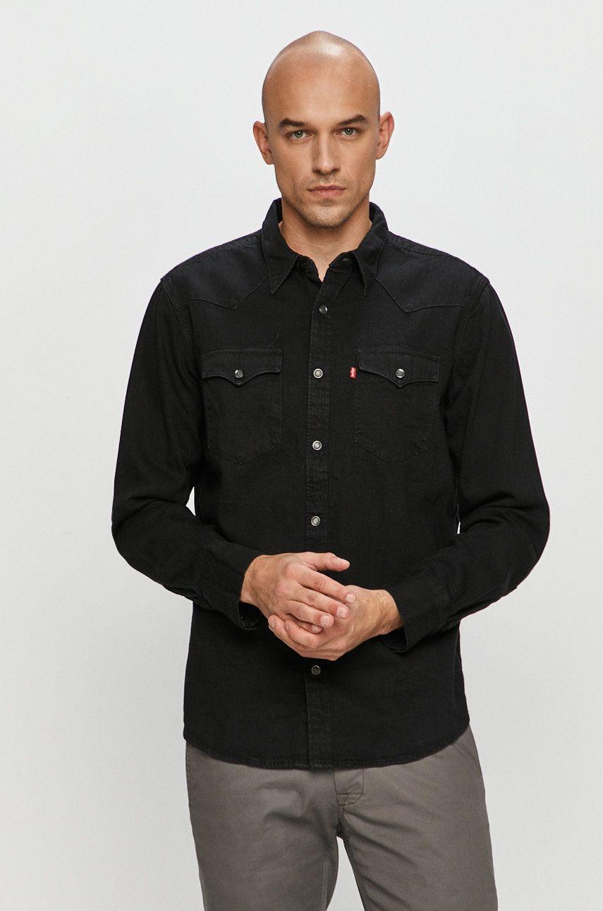 Levi's - Camasa jeans imagine