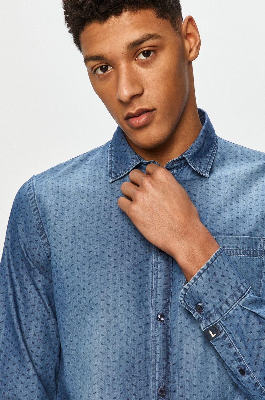 Trussardi Jeans - Camasa din bumbac imagine