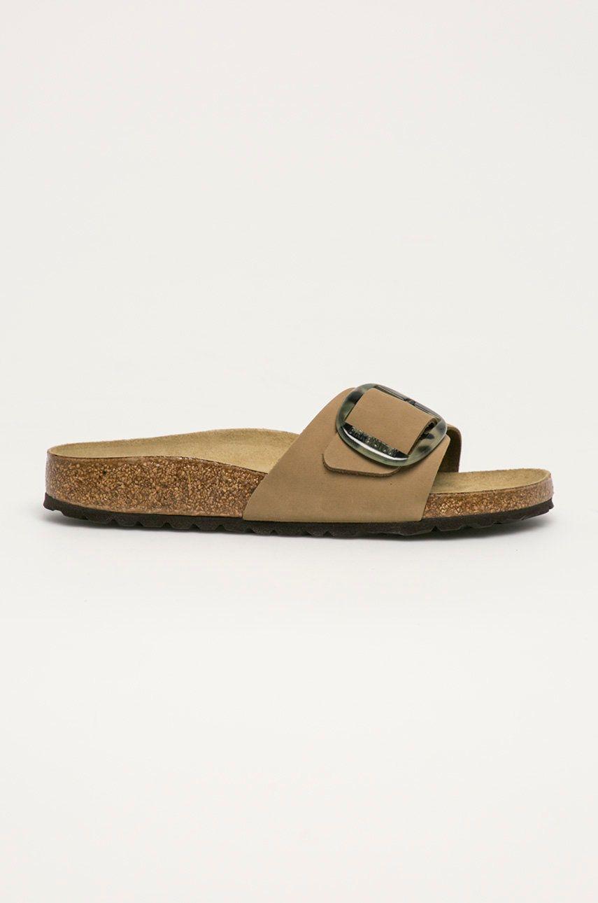 Birkenstock - Papuci din piele Madrid