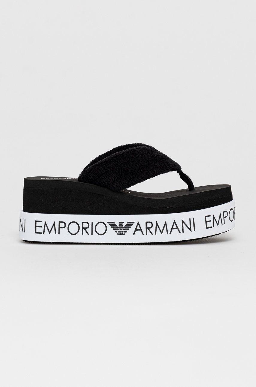 Emporio Armani - Slapi