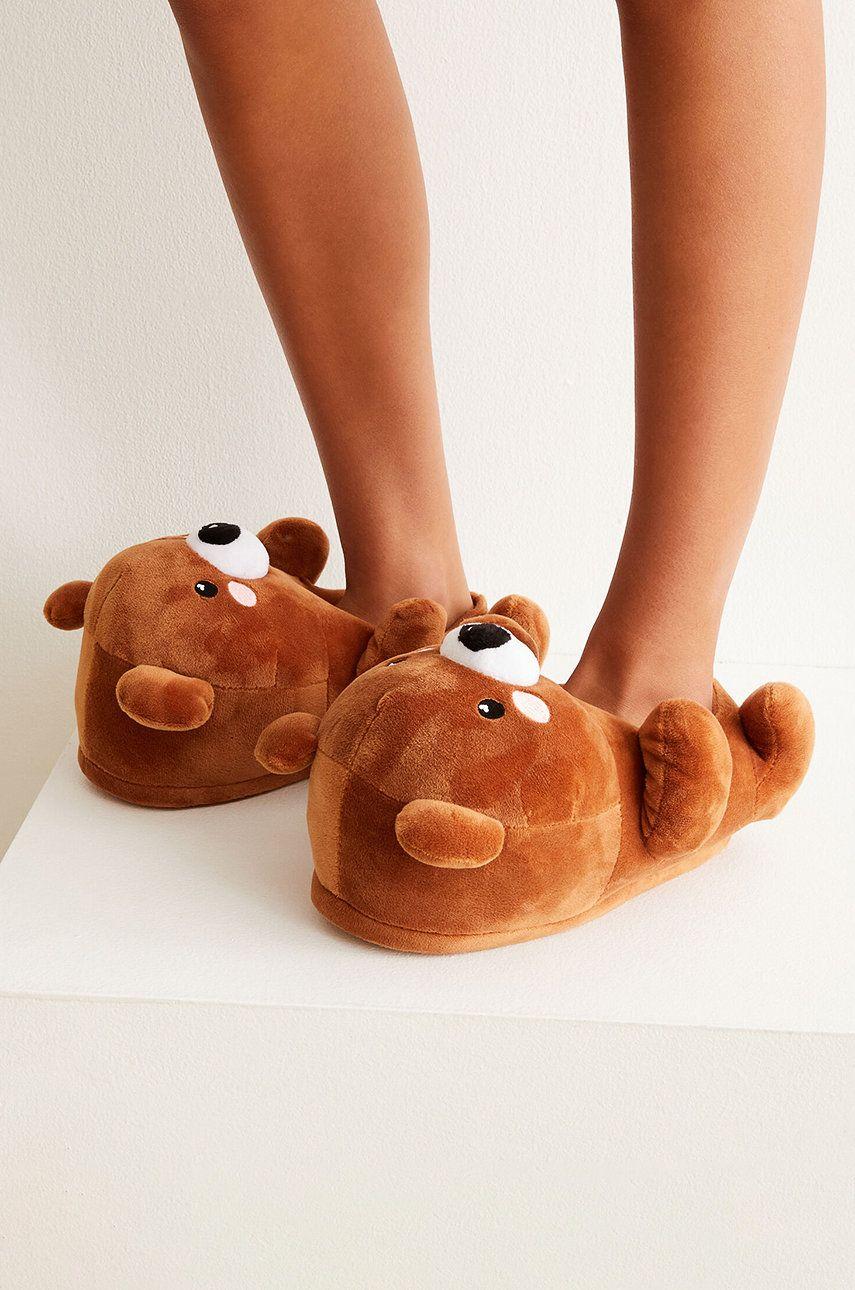 Undiz - Papuci de casa CUTENIZ imagine
