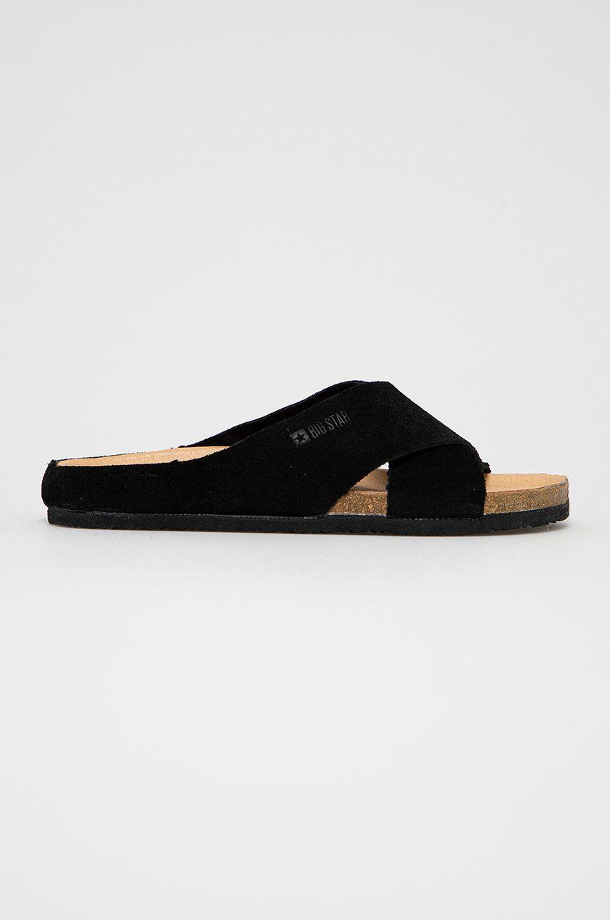 Big Star - Papuci din piele
