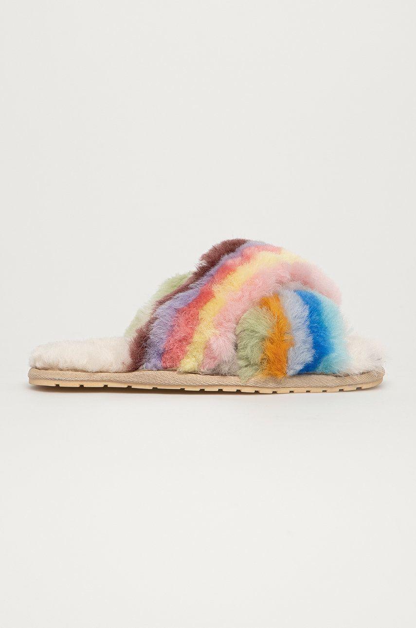 Emu Australia - Papuci de casa Mayberry Rainbow