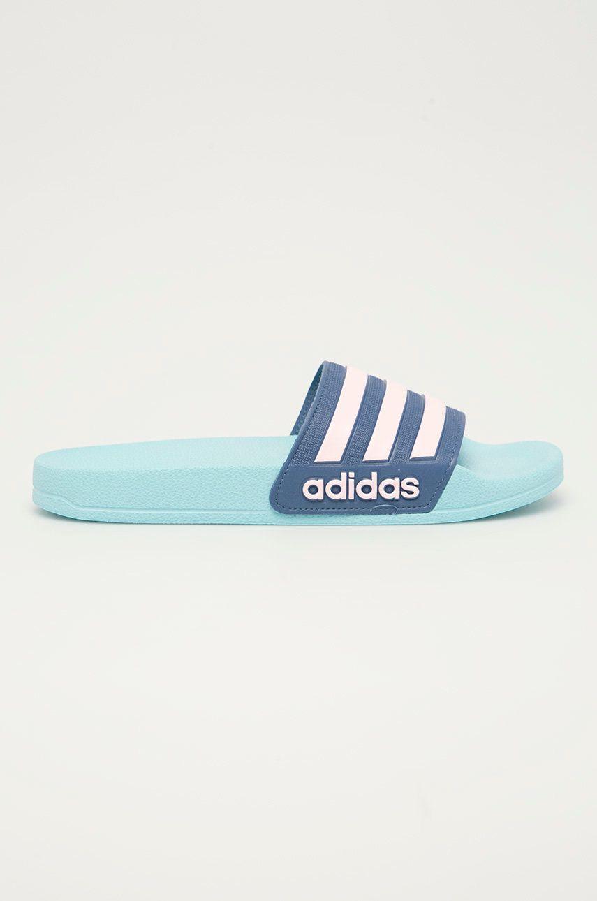 adidas - Slapi copii Adilette imagine answear.ro