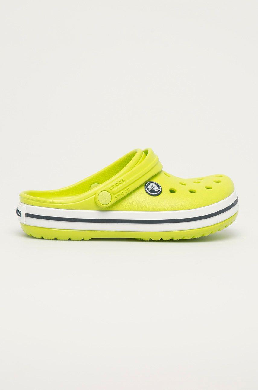 Crocs - Slapi copii imagine answear.ro 2021