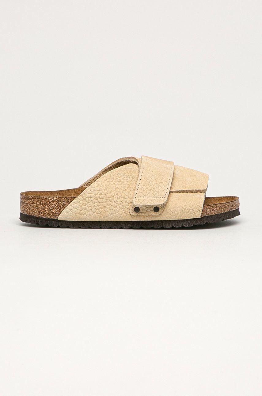 E-shop Birkenstock - Kožené pantofle Kyoto