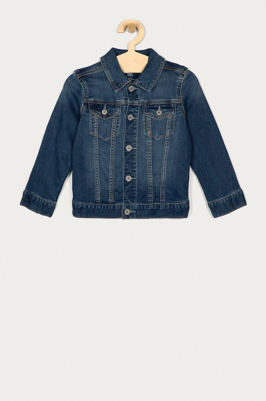 GAP - Geaca de blugi pentru copii 74-110 cm imagine answear.ro 2021