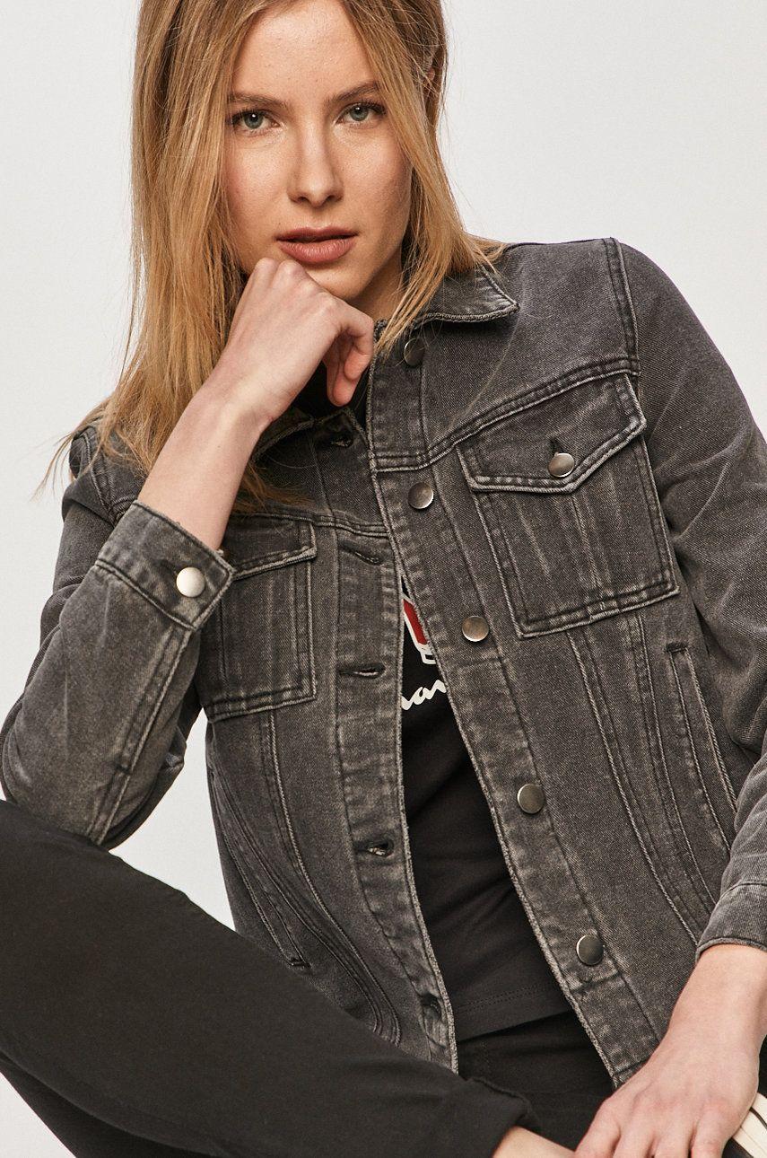 Vila - Geaca jeans imagine