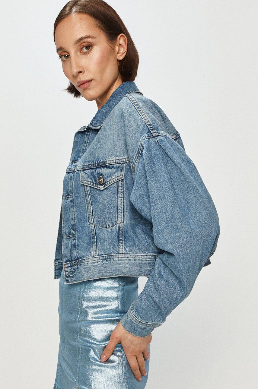 Pepe Jeans - Geaca jeans Ridge