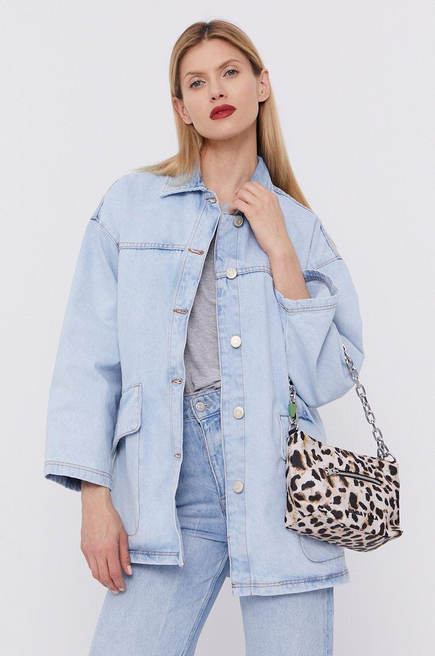 BIMBA Y LOLA - Geaca jeans