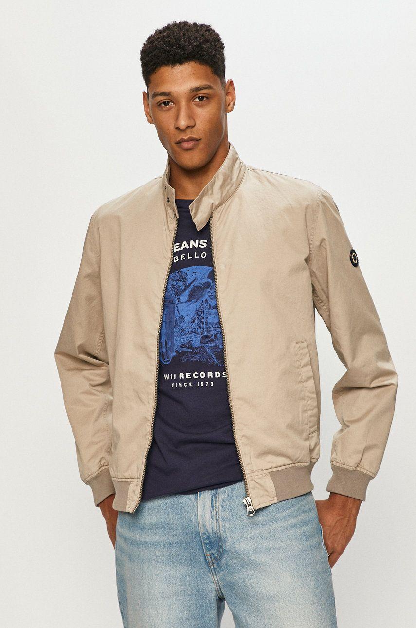 Pepe Jeans - Geaca Leadon answear.ro