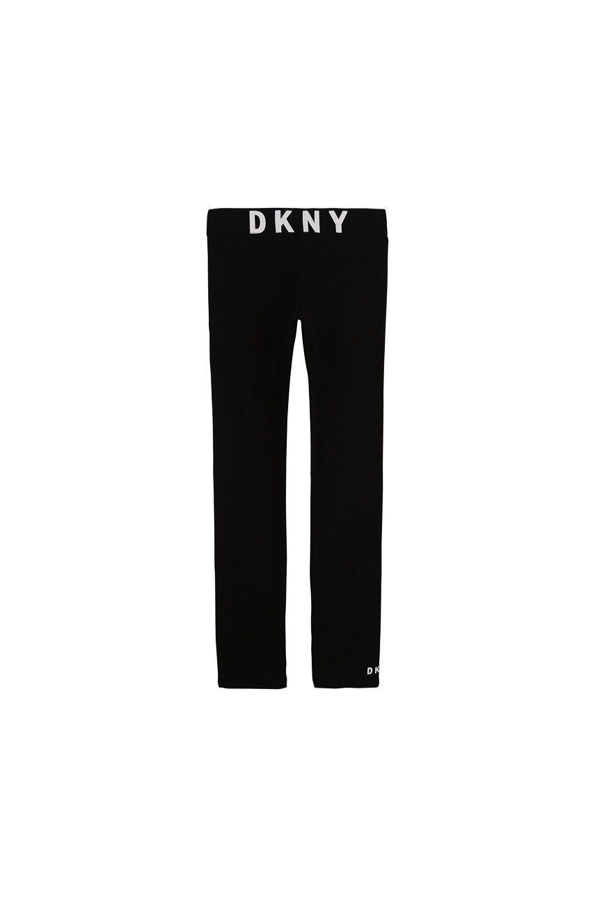 Dkny - Leggins copii 114-150 cm answear.ro