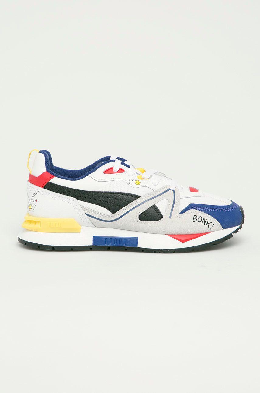 Puma - Pantofi copii Mirage Mox Jr x Peanuts imagine