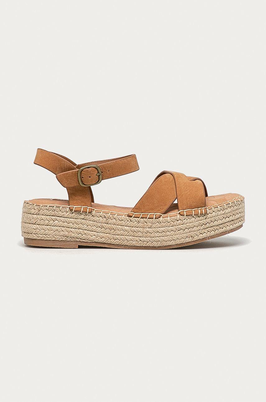 Roxy - Sandale de piele