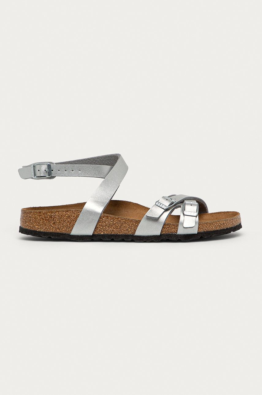 Birkenstock - Sandale Blanca