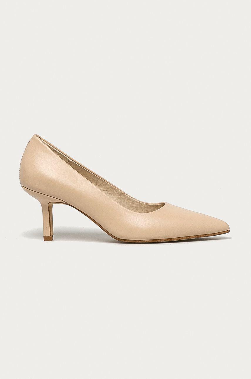 Vagabond - Stilettos de piele Pauline imagine answear.ro 2021