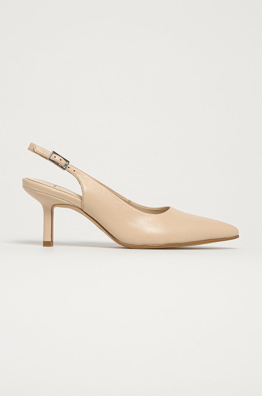 Vagabond - Pantofi de piele Pauline