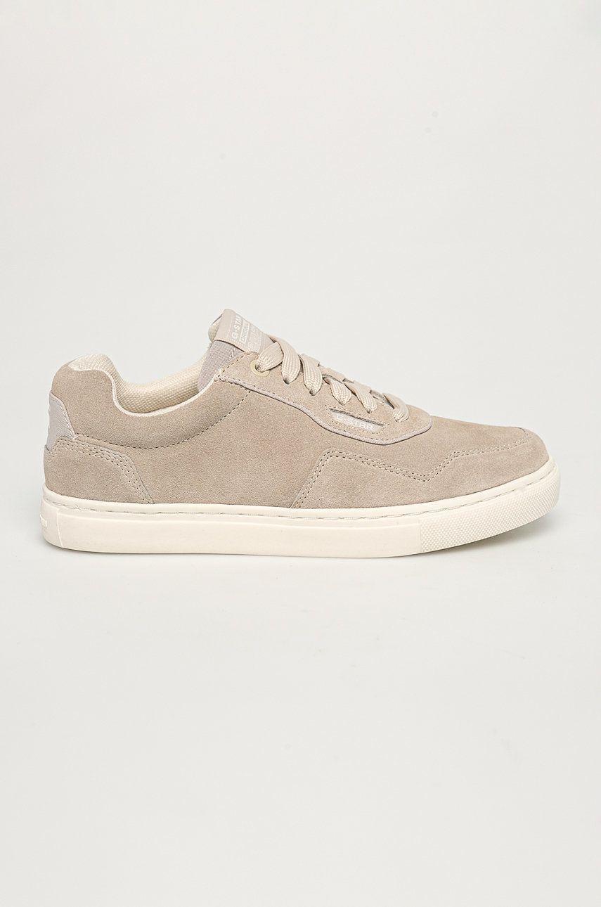G-Star Raw - Pantofi de piele intoarsa imagine