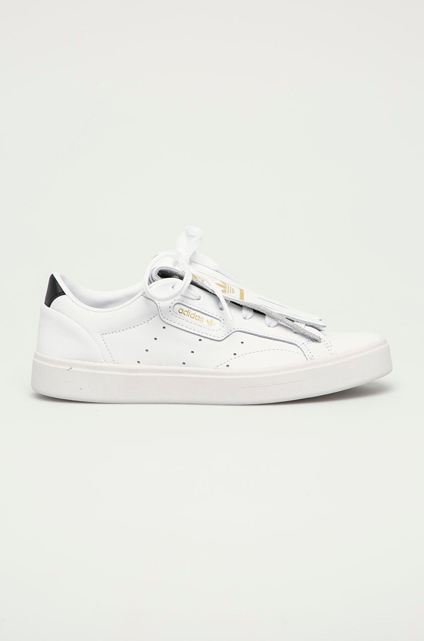 adidas Originals - Ghete de piele Sleek W imagine