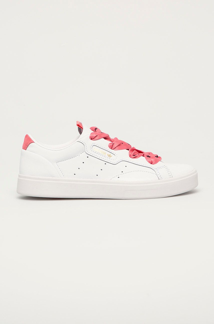 Adidas Originals - Buty Skórzane Sleek