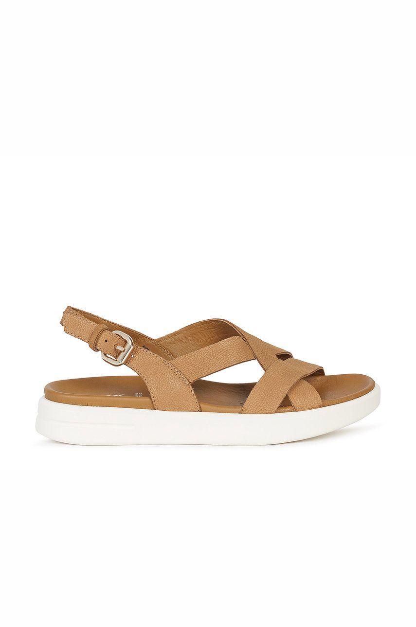Geox - Sandale de piele