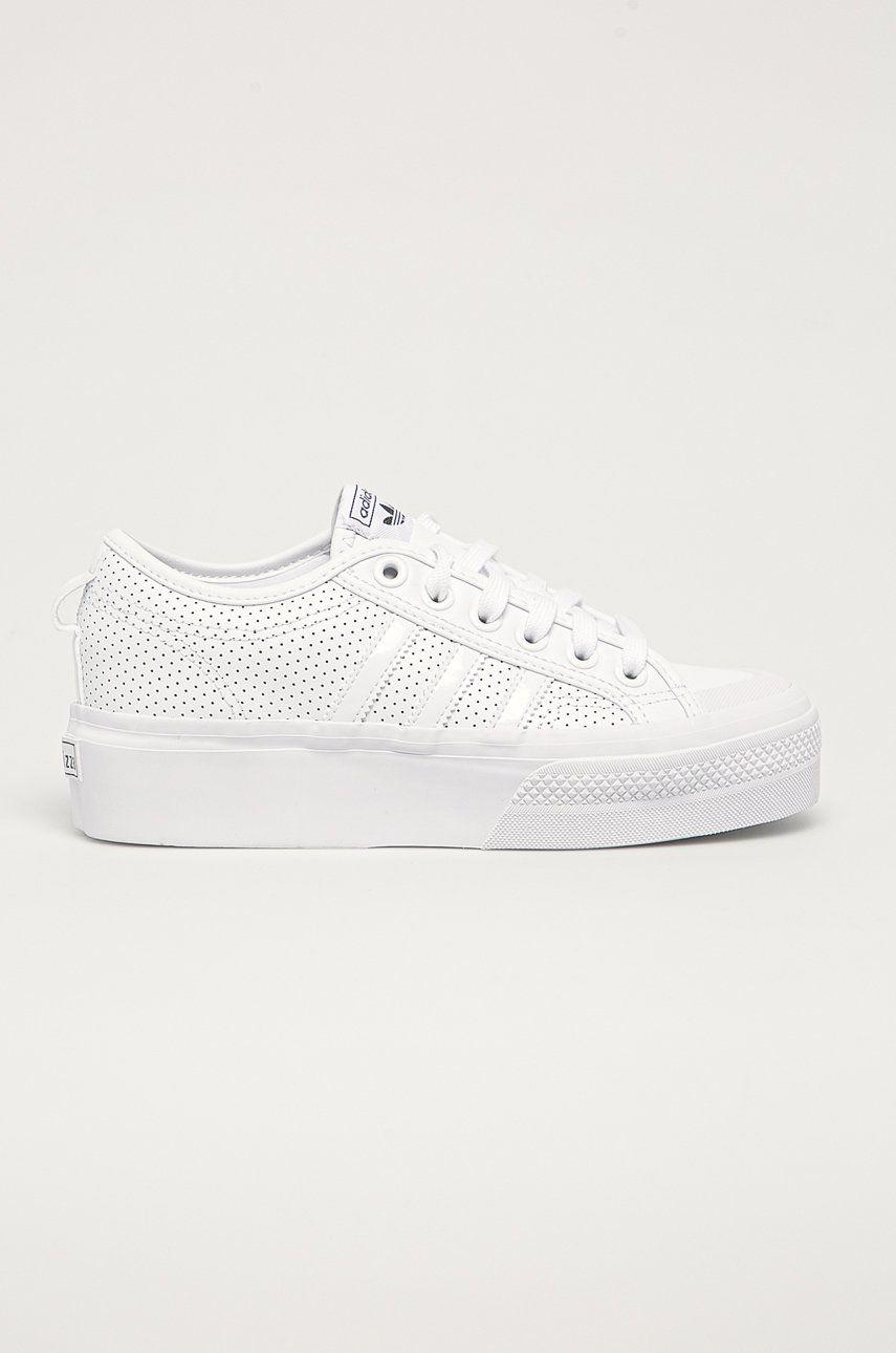 adidas Originals - Pantofi Nizza Platform