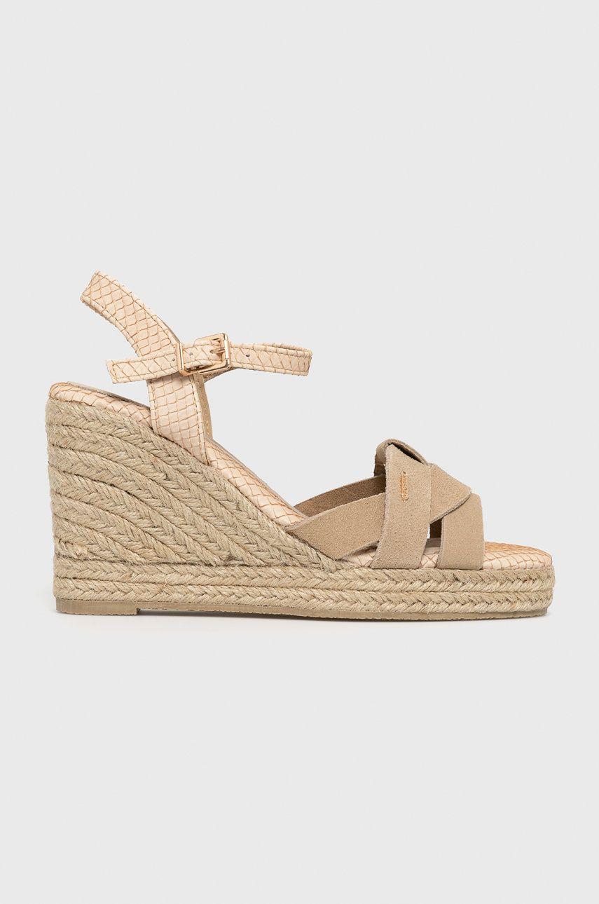 Big Star - Sandale de piele