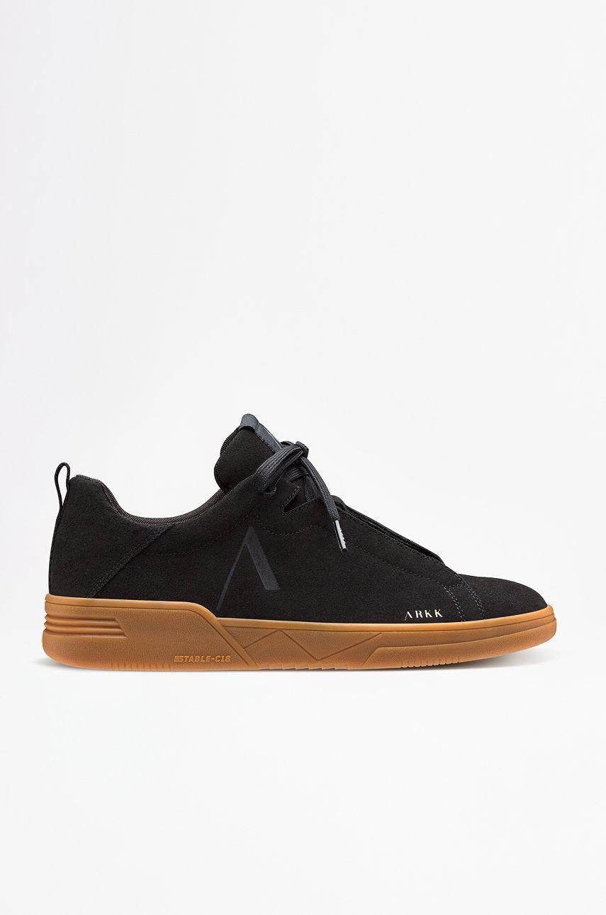Arkk Copenhagen - Pantofi de piele intoarsa