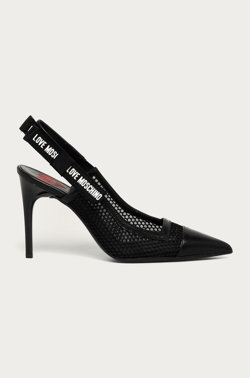 Love Moschino - Pantofi cu toc