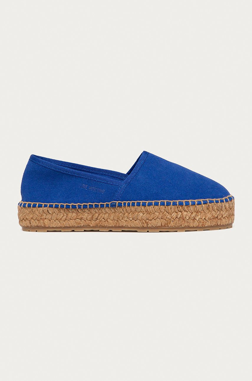 Love Moschino - Espadrile answear.ro