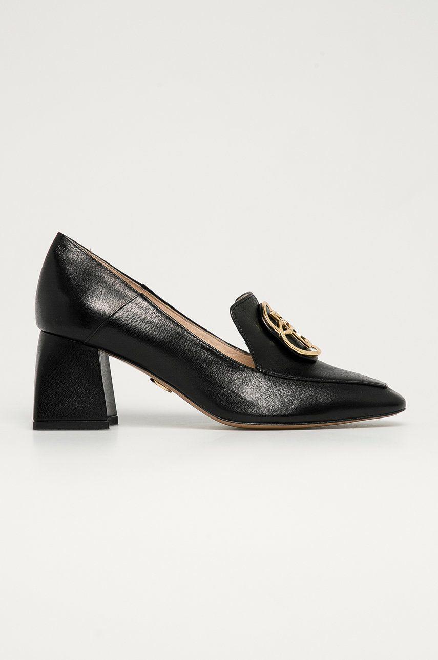 Baldowski - Pantofi de piele D03270.4330.016