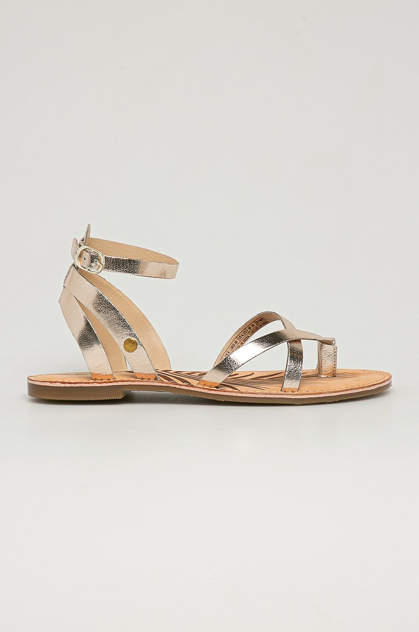 Pepe Jeans - Sandale de piele March imagine