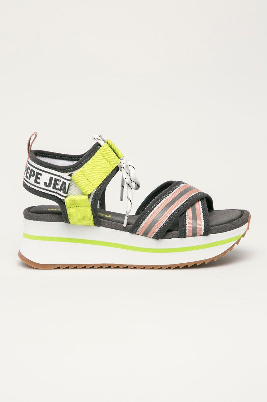 Pepe Jeans - Sandale Fuji laces