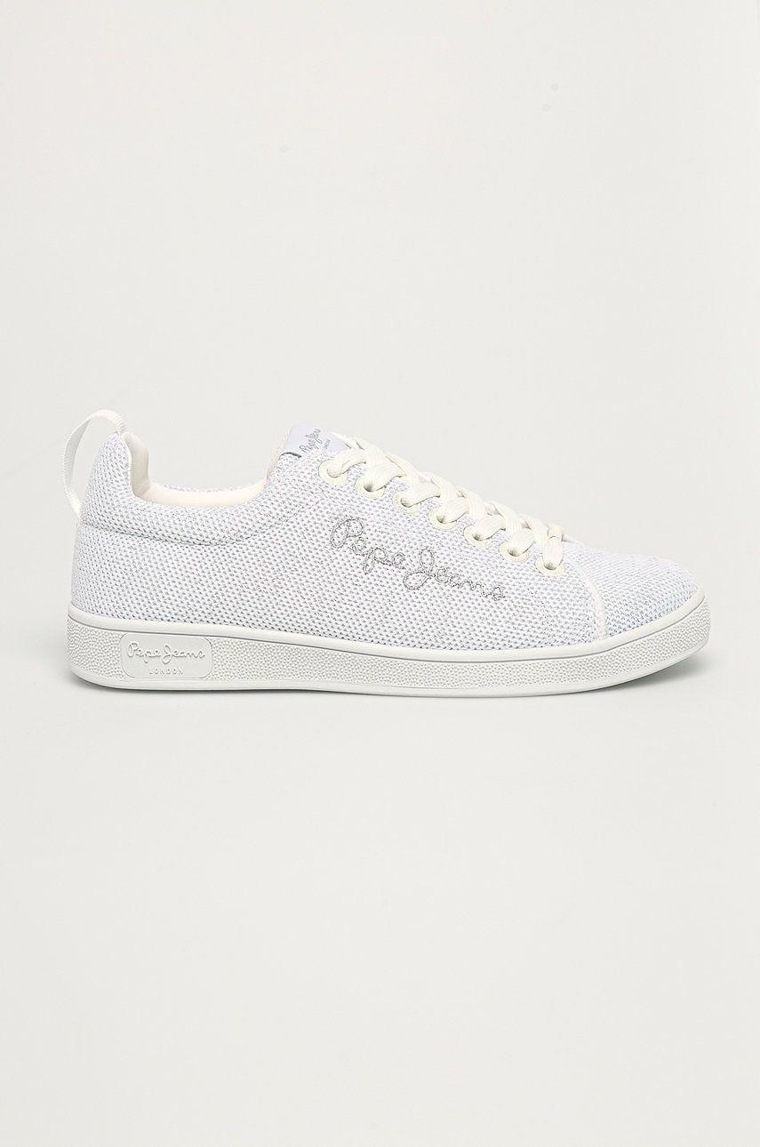 Pepe Jeans - Pantofi Brompton Woven