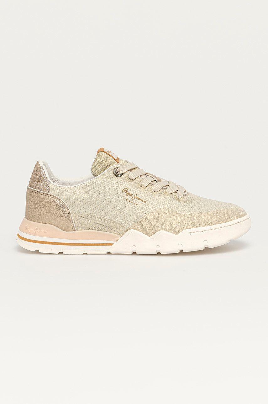 Pepe Jeans - Pantofi Siena Woven