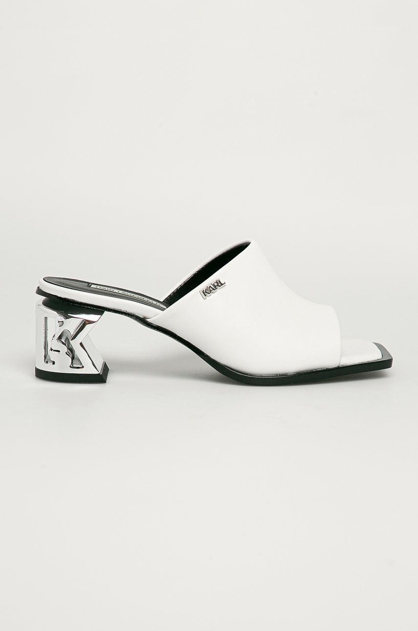 Karl Lagerfeld - Slapi de piele