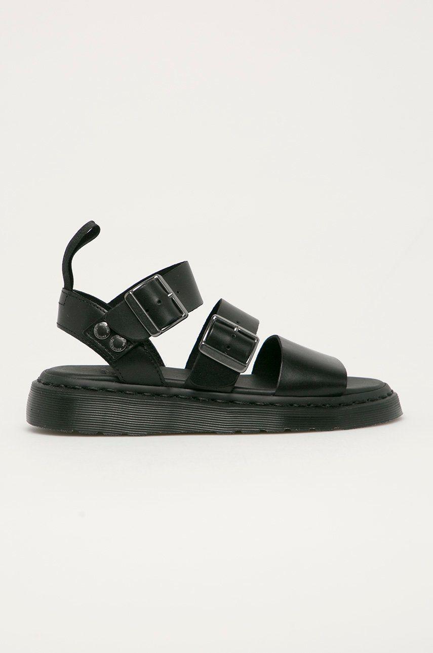 Dr. Martens - Kožené sandále Gryphon D
