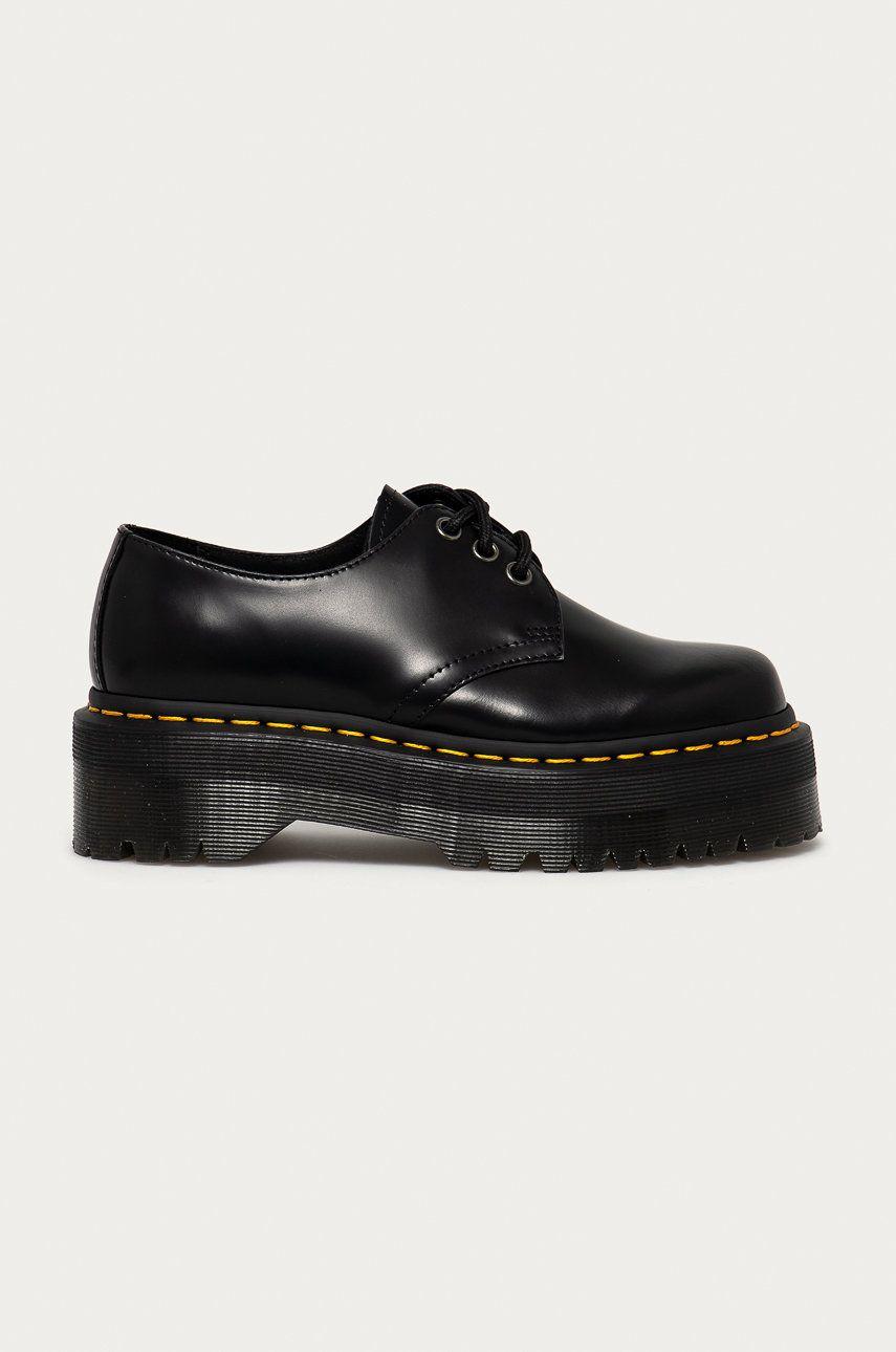 Dr. Martens - Pantofi de piele 1461 Quad