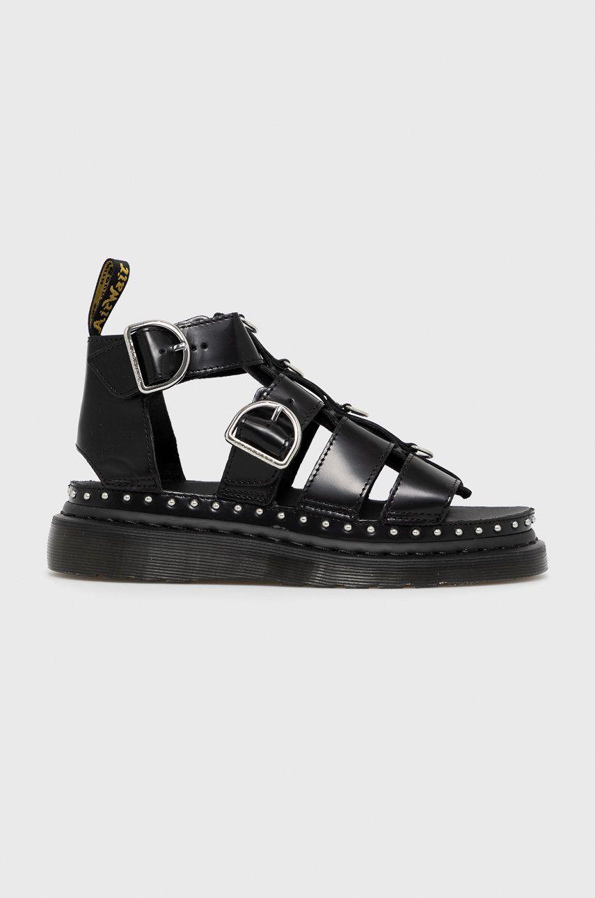 Dr. Martens - Kožené sandále Mackaye