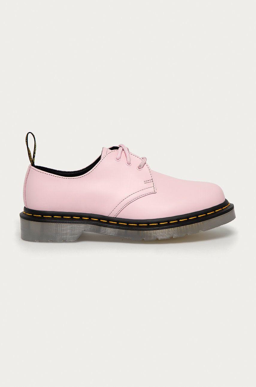 Dr. Martens - Pantofi de piele 1461 Iced