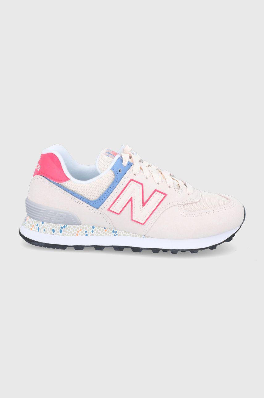 New Balance - Pantofi WL574CL2