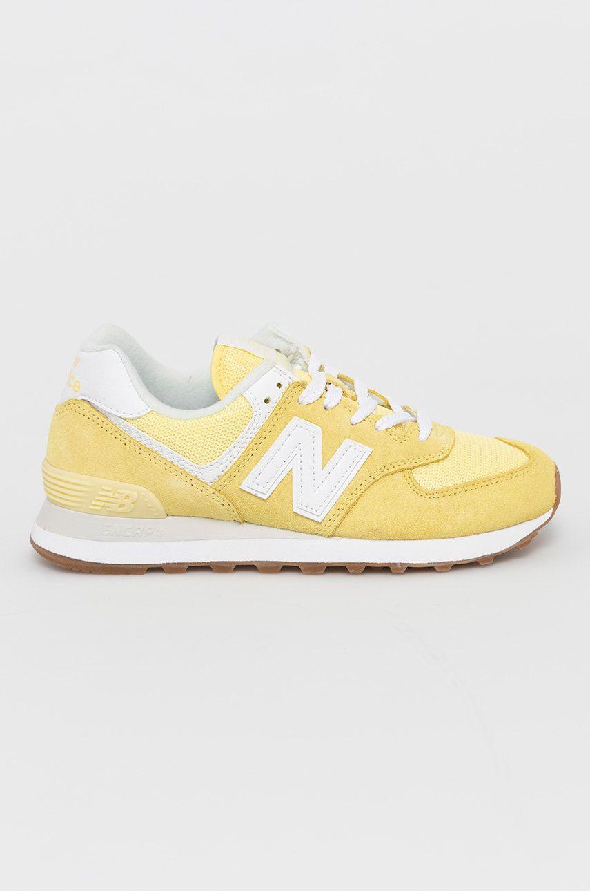 New Balance - Pantofi WL574PK2