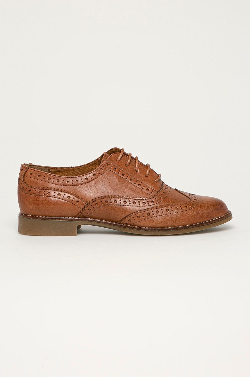 Aldo - Pantofi de piele Ibaeviel imagine answear.ro