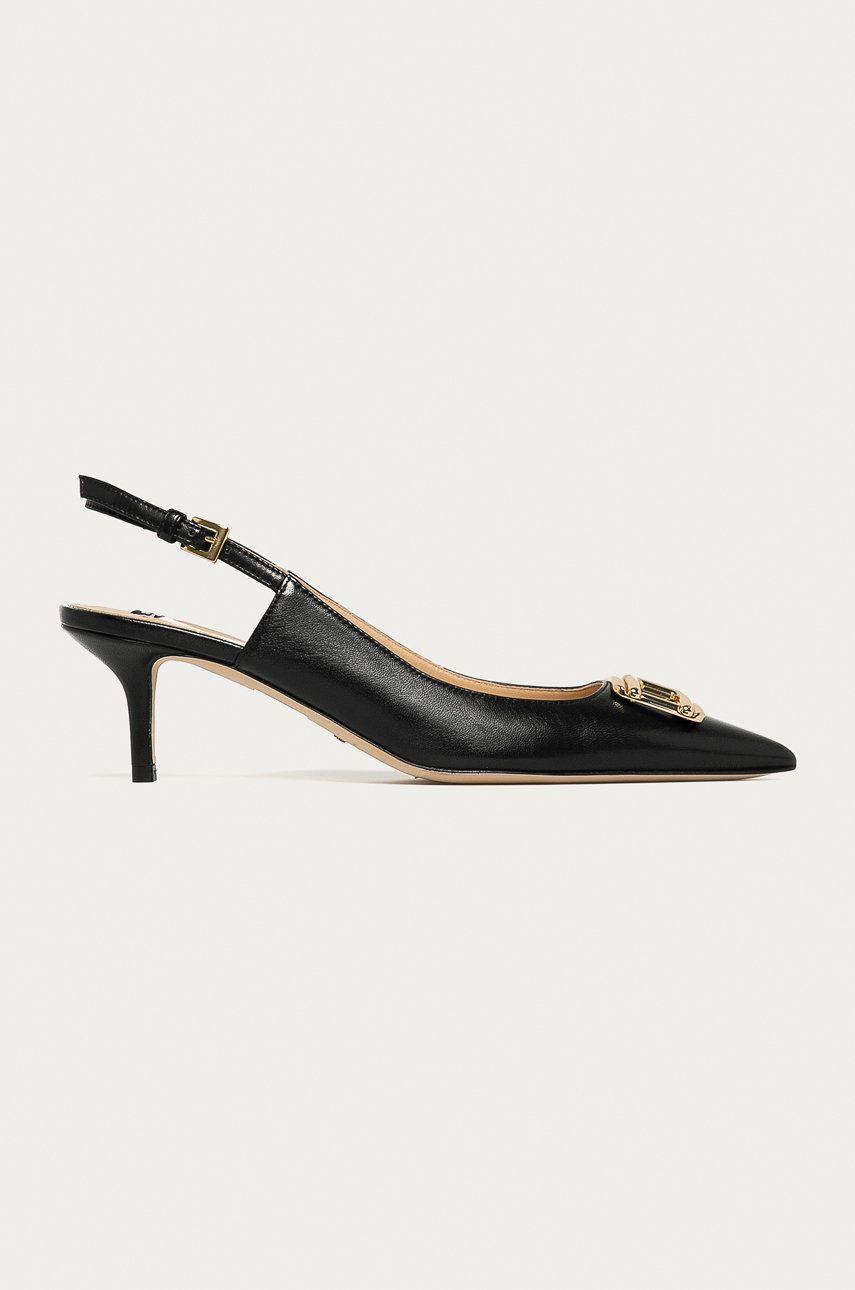 Elisabetta Franchi - Stilettos de piele