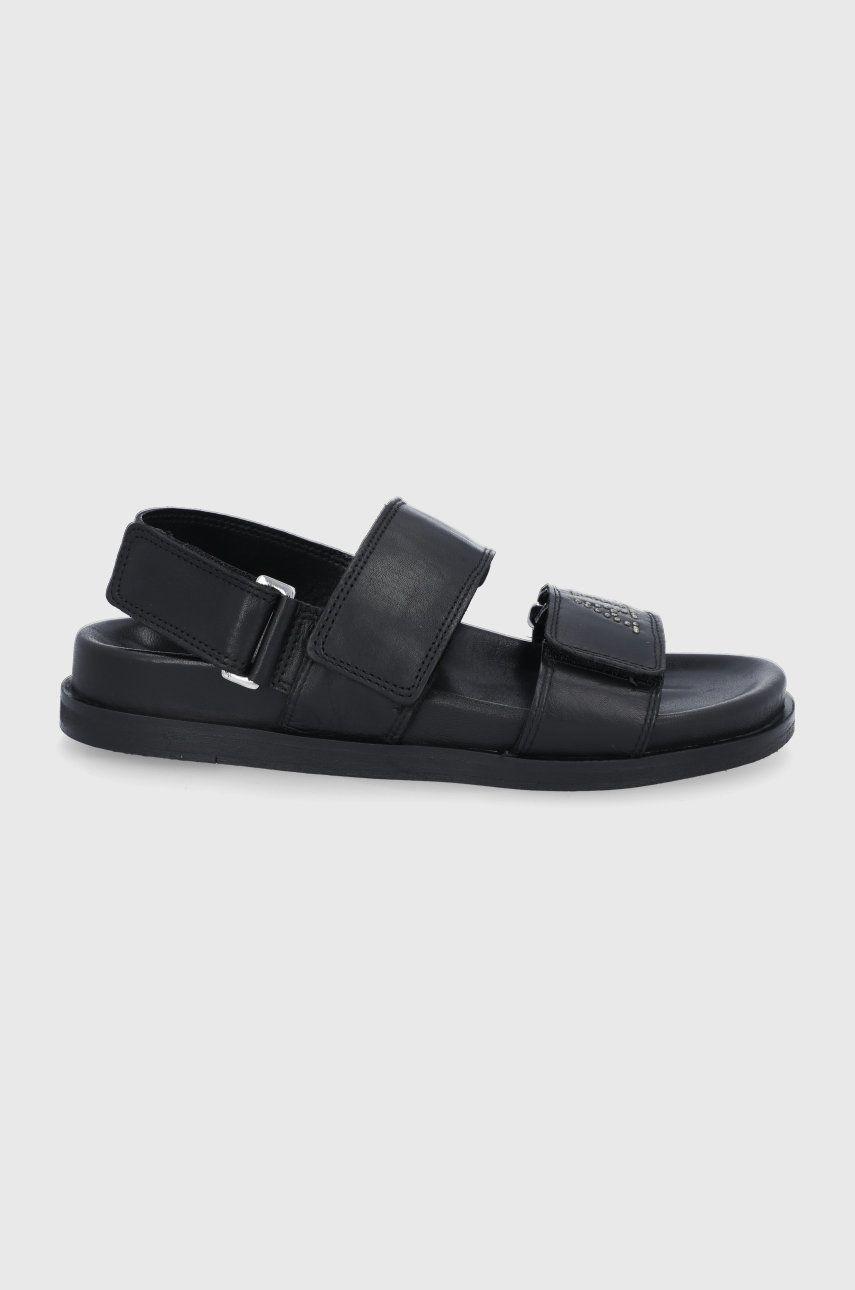 AllSaints - Sandale de piele Eliza