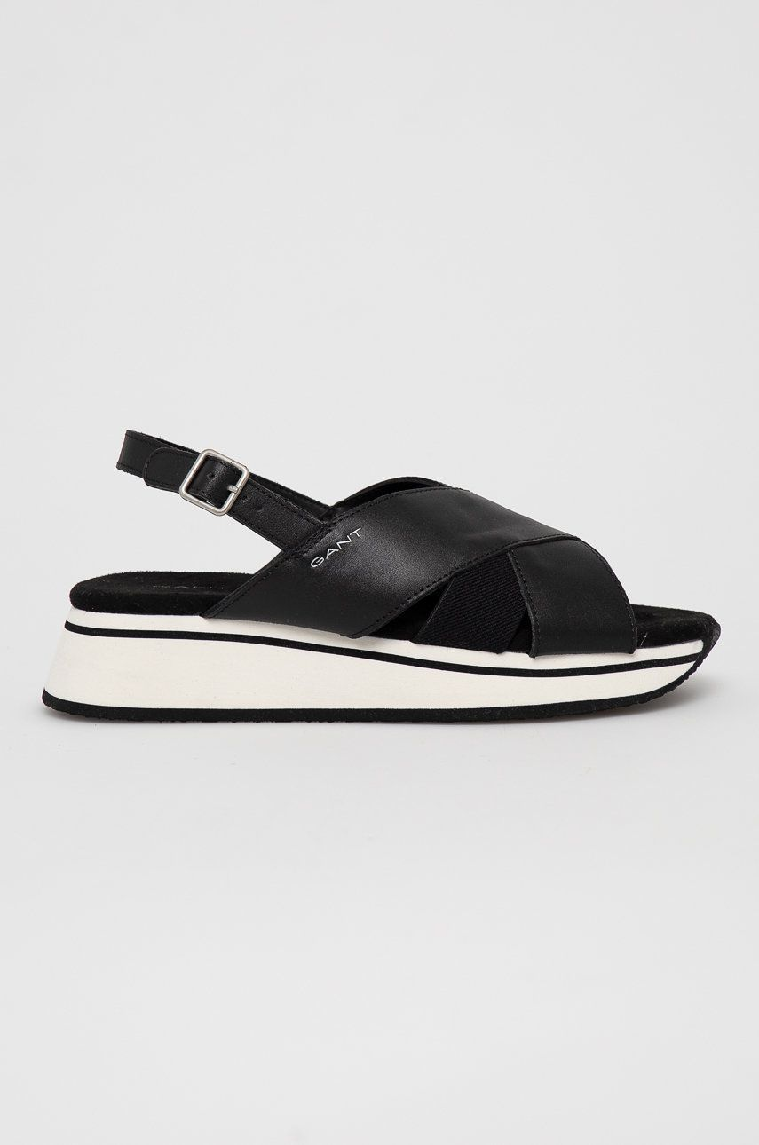 Gant - Sandale de piele Jaidyn