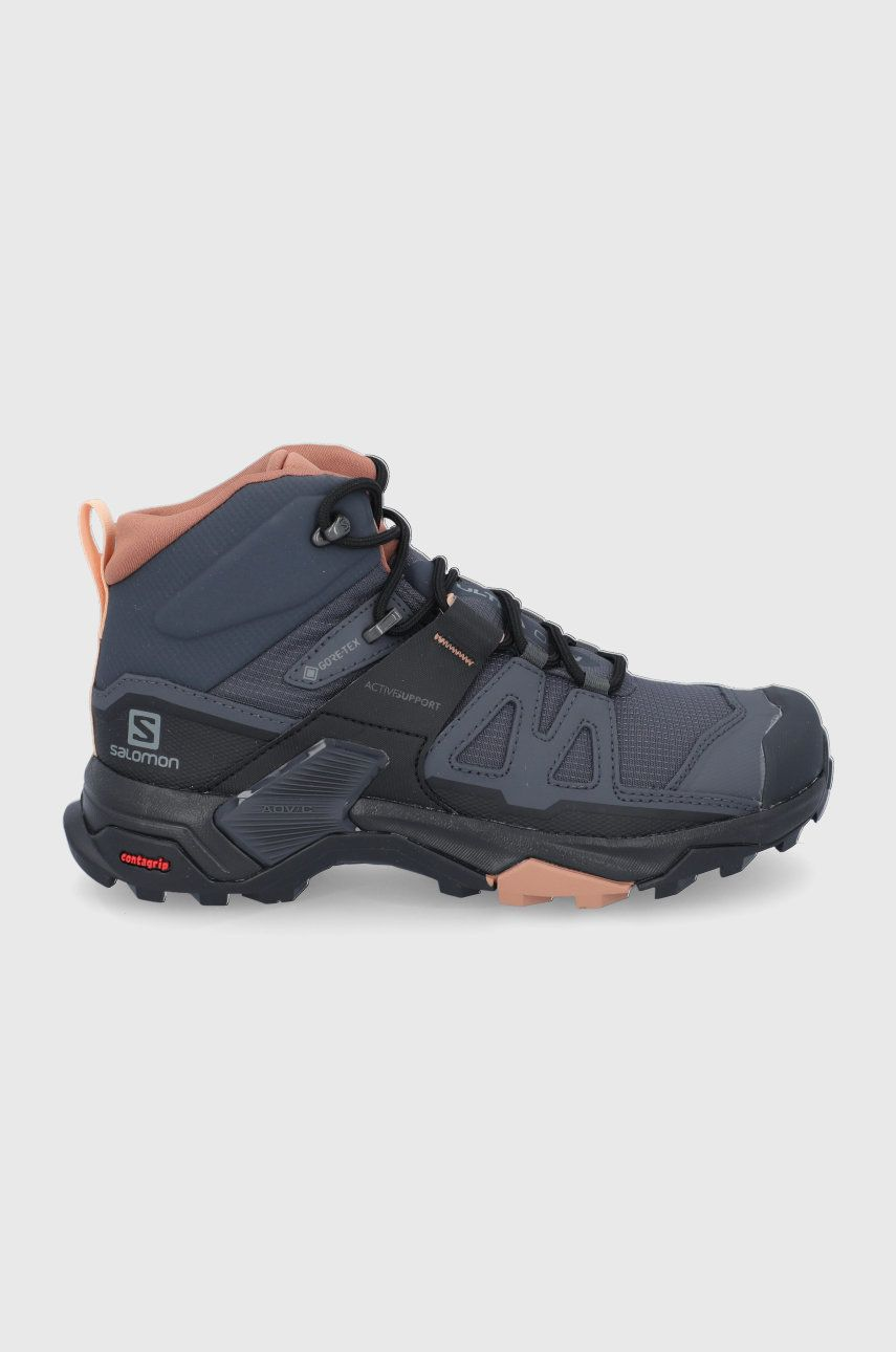 Salomon - Pantofi X Ultra 4 MID GTX W