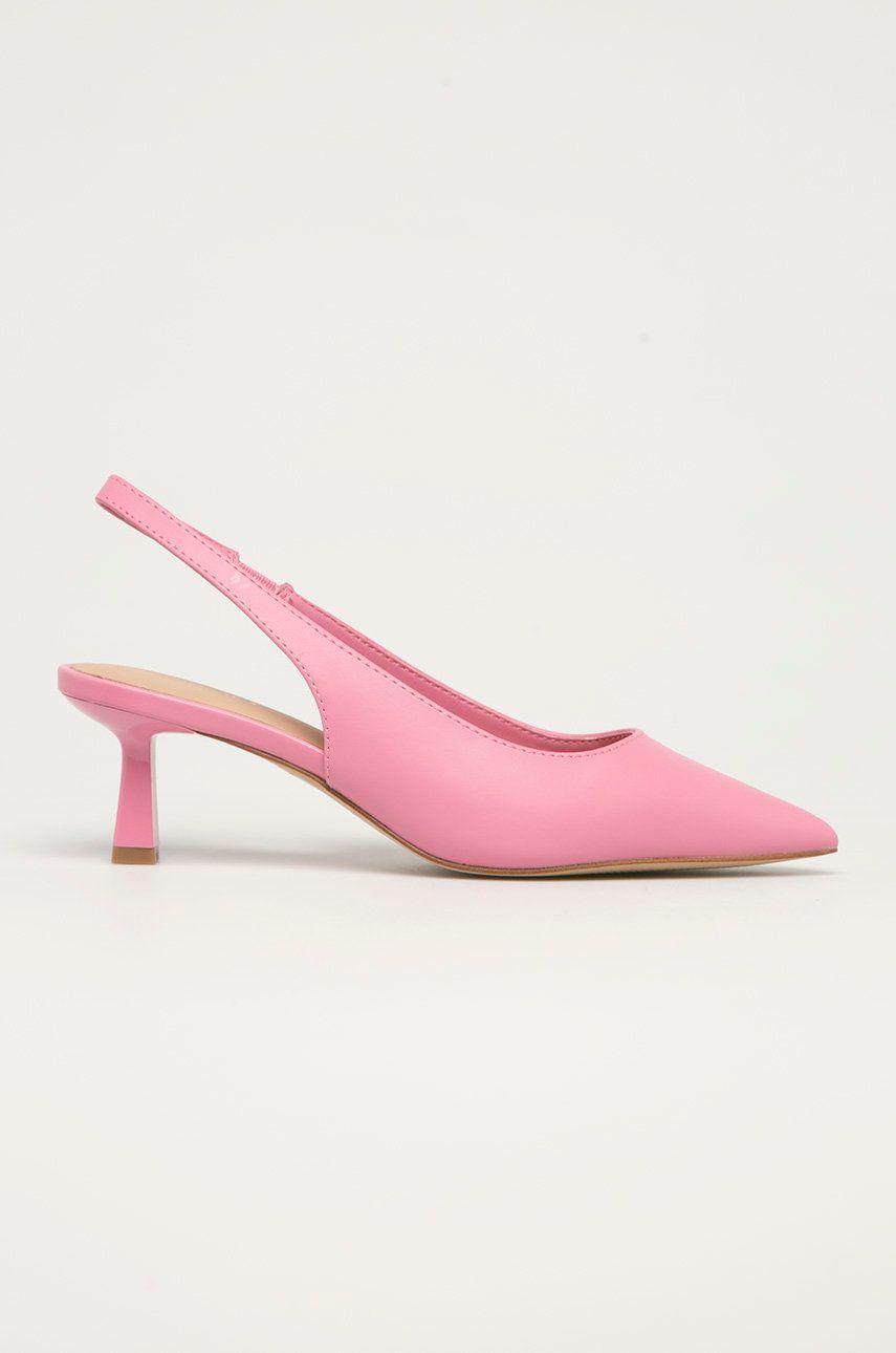 Aldo - Pantofi cu toc Peranga imagine answear.ro 2021